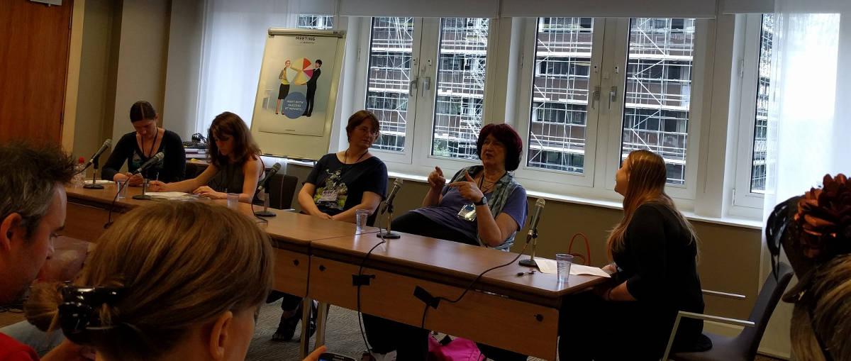 The Feminism & Jessica Jones panel