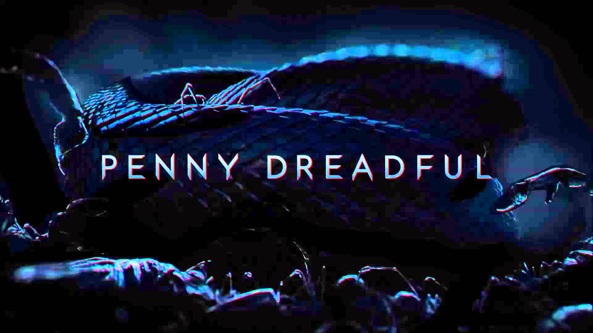 Title shot of Penny Dreadful