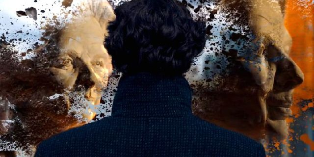 Back of Sherlock