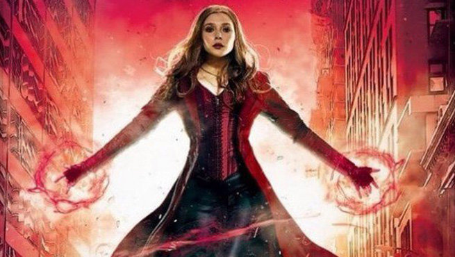 Scarlet Witch (from the Marvel Universe)
