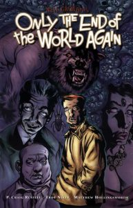 Cover art for Only the End of the World Again