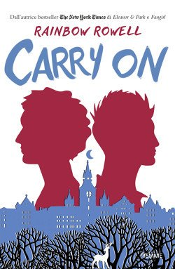 The Italian cover of Carry On.