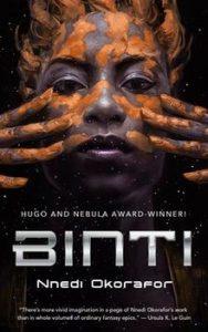 Book cover of Binti